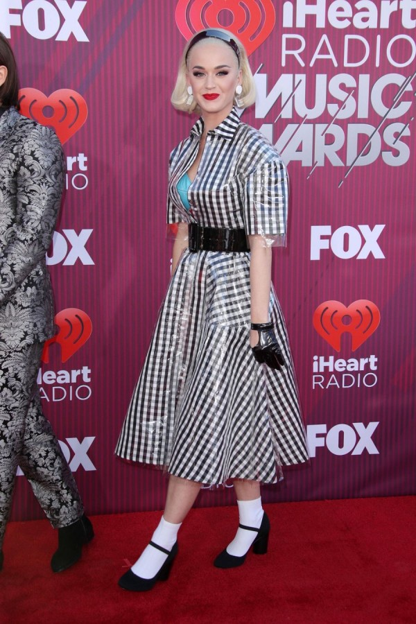 2019 iHeartRadio Music Awards nicole scherzinger